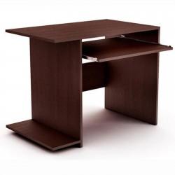 Schreibtisch Computertisch Bürotisch Laptoptisch Büromöbel Arbeitstisch Wenge