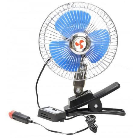Ventilator Tisch Wohn Zimmer Lüfter beweglich weiß Kühler Oszillierend 35watt