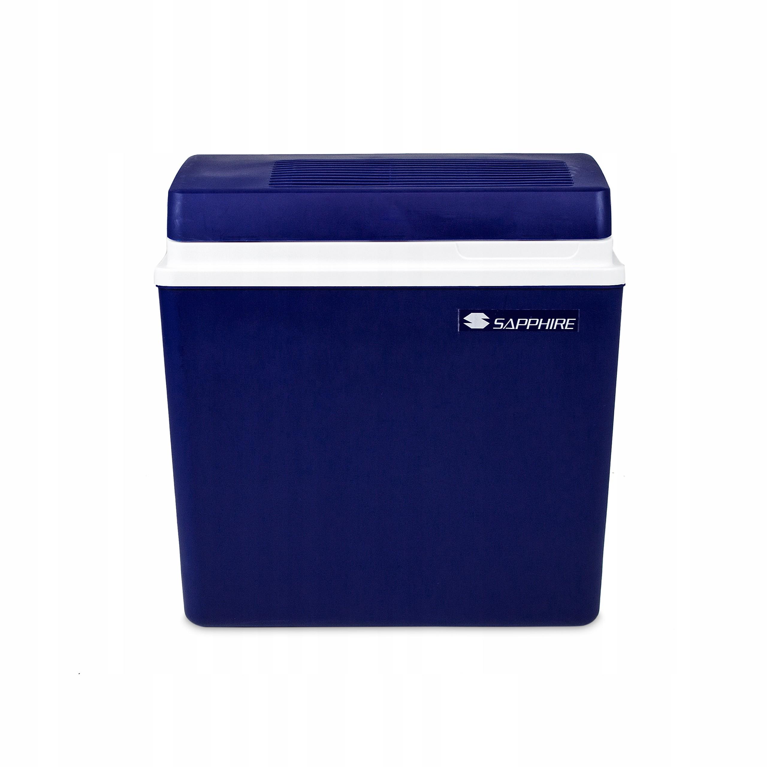 Rollen Thermoelektrische Warmhaltebox 40L Kühlbox 12V 230V Mini-Kühlschrank