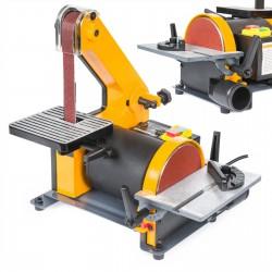 Band- und Tellerschleifer, Bandschleifer - Schleifmaschine 450W