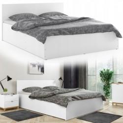 Bett mit Lattenrost Jugendbett Doppelbett mit/ohne Matratze Bettkasten 120x200