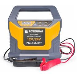 Batterieladegerät 12/24V Auto KFZ Batterie Ladegerät Reparatur Motorrad 10A