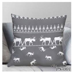 Bettwäsche 200x220 Weihnachten Baumwolle Winter Wichtel Rot Thermo 2 Tag Set