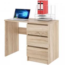 Schreibtisch Bürotisch Computertisch Laptoptisch Büromöbel Arbeitstisch weiß