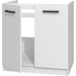 Küchenschrank Hängeschrank Unterschrank KÜCHE Küchenzeile weiß 30cm