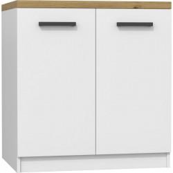 Küchenschrank Hängeschrank Unterschrank KÜCHE Küchenzeile weiß 80cm