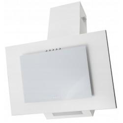 Dunstabzugshaube Wandhaube Satin Leise Effizient Stufen LED Kopffrei Weiße Schwarz VERTICAL