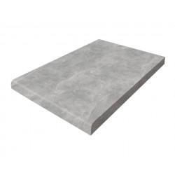 Arbeitsplatte 40cm Licht beton