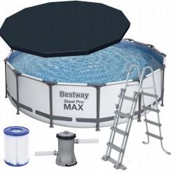 Bestway Steel Pro MAX 457 x 107cm Pool 56488 Zubehör Modell.2021